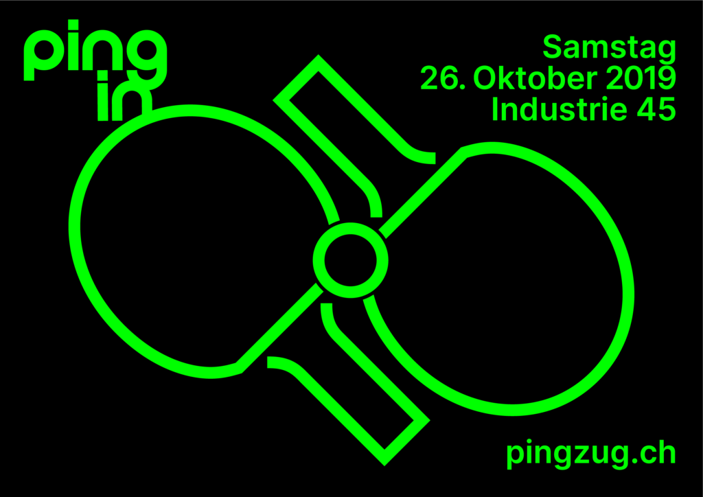 PING IN Zug 2019
